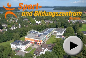 SBZ Malente - Neuer Video Imagefilm via Copter